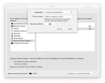 """Astuce Mac: comment transformer le Copier-Coller pour le rendre enfin """"simple"""" et éviter de coller du texte enrichi 2"""