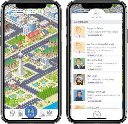 On a rejoué à Pocket City: ni pubs, ni temps d'attente, le rêve des amateurs de SimCity, à apprécier sur iPhone et iPad 2