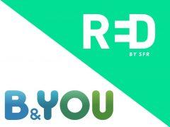 Dernier jour - Promos forfaits B&You et SFR Red prolongées: illimité + 20 Go à 5€ mensuels (MàJ) 2