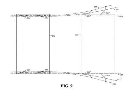 """Toit coulissant, sièges """"haptiques"""" : Apple dépose brevet sur brevet autour de l'auto 2"""