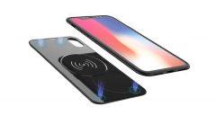 En promo flash: batterie externe à induction et sa coque pour recharger l'iPhone X 2