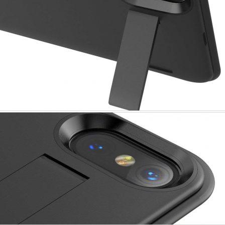 En promo flash: batterie externe à induction et sa coque pour recharger l'iPhone X 4