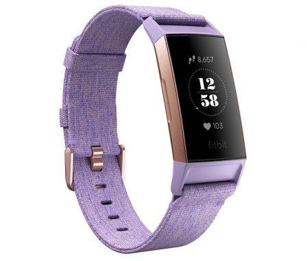 Fitbit Charge 3: nouveau bracelet de suivi d'activité connecté, aluminium et 7 jours d'autonomie 3