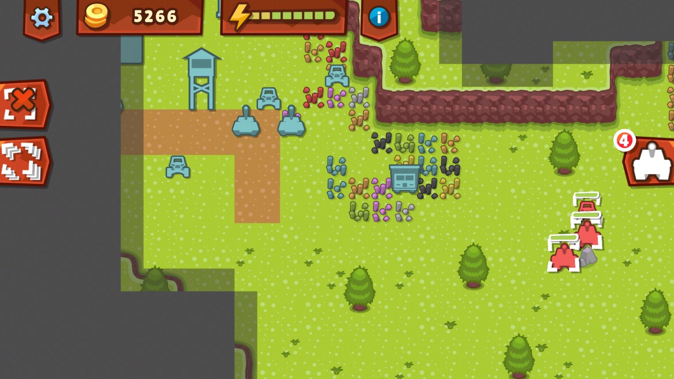 jeu.info- Jeu Warlords RTS iPad. Une seule solution pour découvrir le jeu Warlords RTS iPad , un de nos meilleurs Jeux de Stratégie iPad, lis le texte suivant ou regarde la vidéo qui présente le jeu !!!. Conçu par le studio Armor Games, Warlords RTS est un jeu de stratégie en temps réel qui est sorti sur iPhone durant l'été 2013.