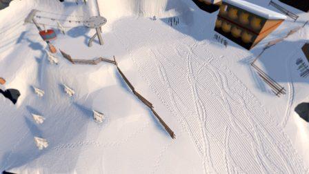Grand Mountain Adventure: premières images du ... meilleur jeu de ski mobile? 2