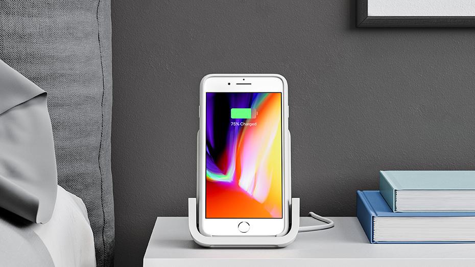 Logitech lance son chargeur sans fil pour iphone - Iphone x chargeur ...