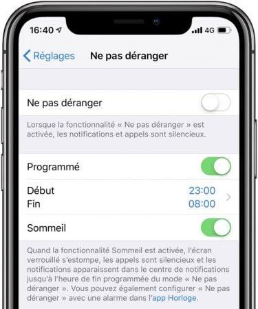 Avec iOS 12, l'iPhone affiche la météo du jour au réveil: voici comment l'activer (Màj) 3