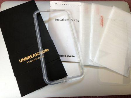 """Test du câble """"tissé"""" iPhone et iPad signé UNBREAKCable  (avec codes promos inside pour cable et protections écrans verre trempé) 12"""