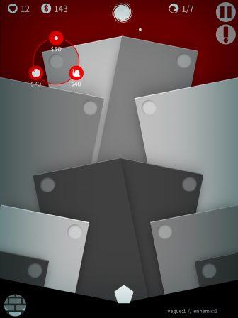 SOS Defense: un jeu de stratégie à la physique soignée pour iPhone et iPad 3