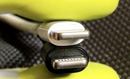 """Test du câble """"tissé"""" iPhone et iPad signé UNBREAKCable  (avec codes promos inside pour cable et protections écrans verre trempé) 9"""