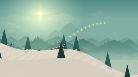 L'excellent jeu iOS Alto's Adventure désormais jouable sur Mac 2