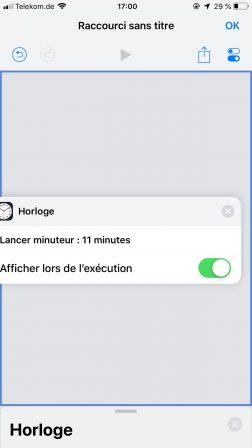 """En pratique iOS 12: comment développer son premier """"Raccourci"""" sur iPhone ou iPad, vidéo et exemple à télécharger (Partie 2) 4"""