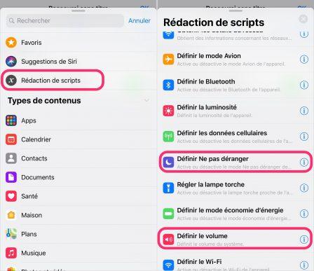 """En pratique iOS 12: comment développer son premier """"Raccourci"""" sur iPhone ou iPad, vidéo et exemple à télécharger (Partie 2) 7"""