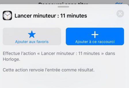 """En pratique iOS 12: comment développer son premier """"Raccourci"""" sur iPhone ou iPad, vidéo et exemple à télécharger (Partie 2) 5"""