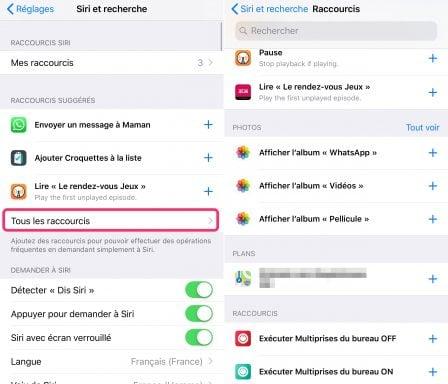 """Débuter avec """"Raccourcis"""" d'iOS 12: premiers pas, appli, utilisation sans Siri sur iPhone et iPad (Partie 1) 3"""