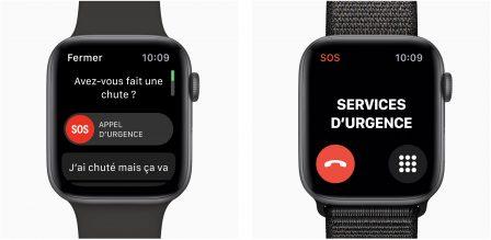 Apple Watch Séries 4: comment activer la détection des chutes, fonctionnement et premiers tests 2
