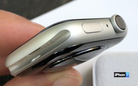 MàJ - Découvrez l'Apple Watch Séries 4 en photos et vidéo (aveec comparaison design précédent) 7