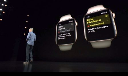 Le résumé complet de la conférence de rentrée Apple: iPhone XS, XR, Apple Watch Series 4, etc. 19