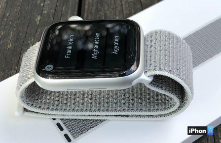 MàJ - Découvrez l'Apple Watch Séries 4 en photos et vidéo (aveec comparaison design précédent) 12