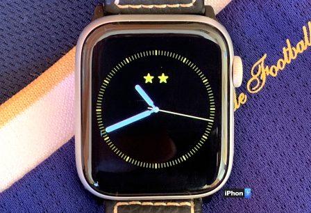 MàJ vidéo / Comment créer un cadran Apple Watch minimaliste avec symbole personnalisé au centre (  ou autre) 6