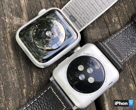 MàJ - Découvrez l'Apple Watch Séries 4 en photos et vidéo (aveec comparaison design précédent) 13