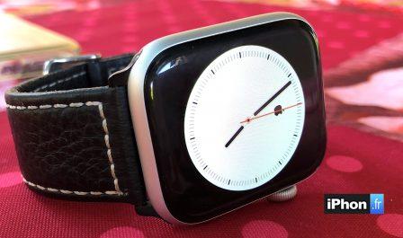 Pour certains, une Apple Watch Séries 3 passée en réparation revient ... en Séries 4 2