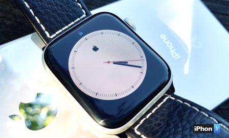 MàJ vidéo / Comment créer un cadran Apple Watch minimaliste avec symbole personnalisé au centre (  ou autre) 5