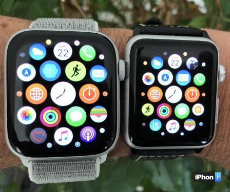 MàJ - Découvrez l'Apple Watch Séries 4 en photos et vidéo (aveec comparaison design précédent) 19