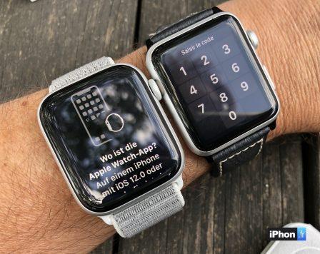 MàJ - Découvrez l'Apple Watch Séries 4 en photos et vidéo (aveec comparaison design précédent) 16