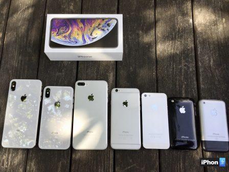 Vous avez reçu vos iPhone XS et Watch 4? Premières impressions, témoignages et retours 3