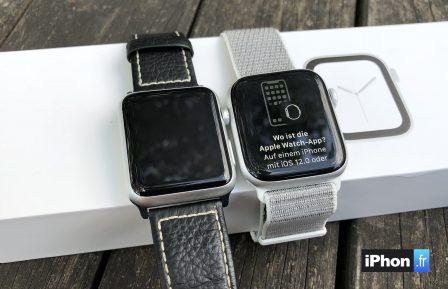 MàJ - Découvrez l'Apple Watch Séries 4 en photos et vidéo (aveec comparaison design précédent) 17
