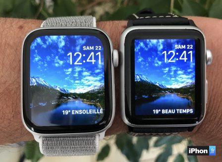 MàJ - Découvrez l'Apple Watch Séries 4 en photos et vidéo (aveec comparaison design précédent) 20