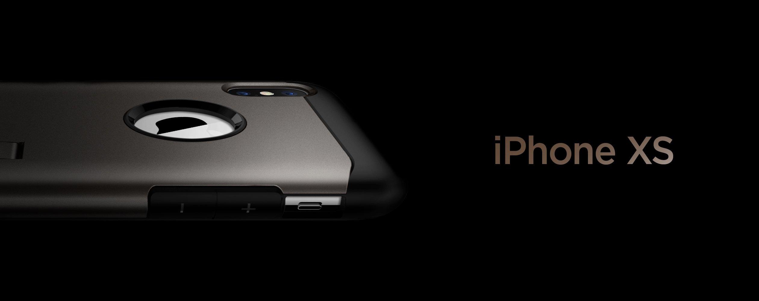 coque iphone xs apple spigen