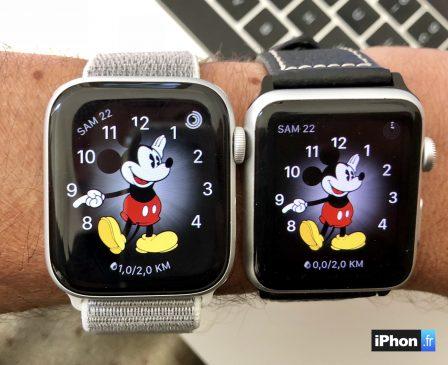 MàJ - Découvrez l'Apple Watch Séries 4 en photos et vidéo (aveec comparaison design précédent) 22