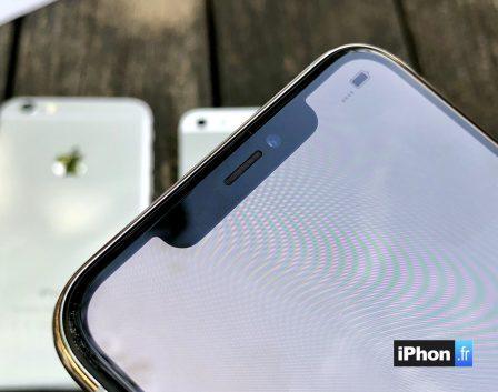 (MàJ) L'iPhone XS Max est arrivé : vidéo + galerie photo version blanche et version or, premières impressions 10