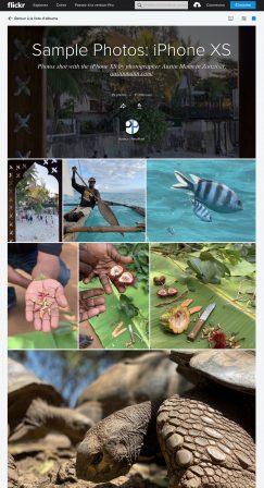 Découvrez les premières photos prises avec l'iPhone XS 2