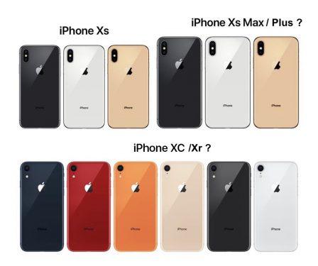 Il faudra être rapide: quantités limitées pour l'iPhone 2018 le moins cher ... Et autres noms! 2