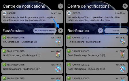 Tout ce qui change pour les notifications avec iOS 12 (MàJ ajout vidéo) 3