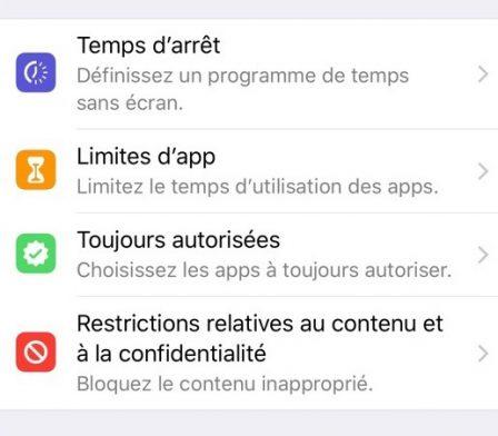 Temps d'écran: comment fonctionne la nouveauté iOS 12 qui aide à lutter contre l'addiction iPhone 7
