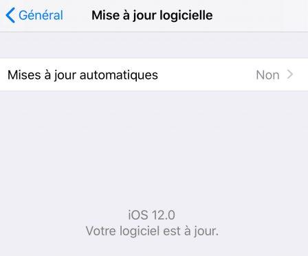iOS 12: 7 nouveaux réglages à connaitre 11