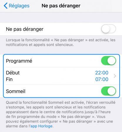 iOS 12: 7 nouveaux réglages à connaitre 10