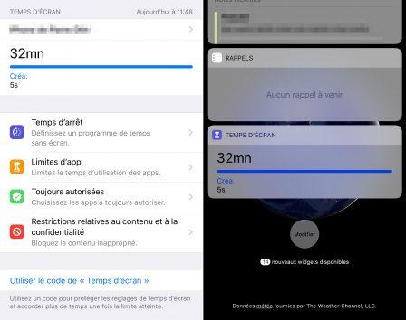 iOS 12: 7 nouveaux réglages à connaitre 8