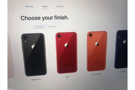 Des coloris supplémentaires pour l'iPhone X LCD? 2