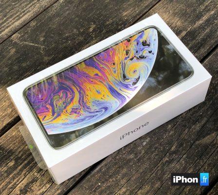 (MàJ) L'iPhone XS Max est arrivé : vidéo + galerie photo version blanche et version or, premières impressions 2