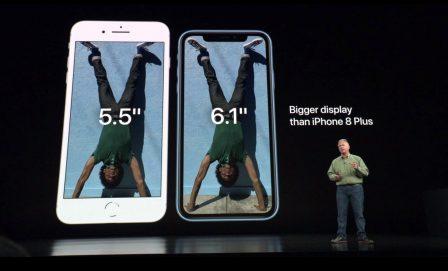 Le résumé complet de la conférence de rentrée Apple: iPhone XS, XR, Apple Watch Series 4, etc. 11