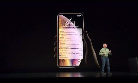 Le résumé complet de la conférence de rentrée Apple: iPhone XS, XR, Apple Watch Series 4, etc. 4
