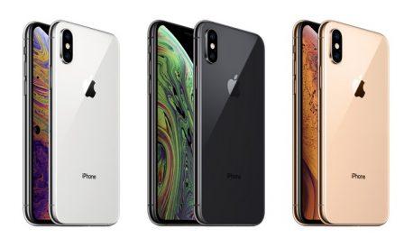 Sondage: acheteurs d'iPhone XS, quelle taille d'écran, quelle capacité et quel coloris avez-vous choisis? 2