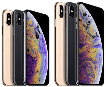 Résultat sondage: vos préférences pour l'iPhone XS, finition, capacité mémoire et taille préférées! 2