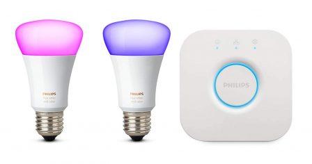 En promo: 15 packs d'ampoules, de ruban lumineux et kits Hue moins chers aujourd'hui! 2