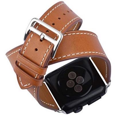 Cuir, sport, maille acier ou classique: 8 bracelets (vraiment) pas chers pour l'Apple Watch - MàJ 1
